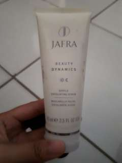 jafra (gentle exfoliating scrub)