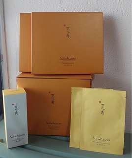 Sulwhasoo Activating Serum & Renewing Mask