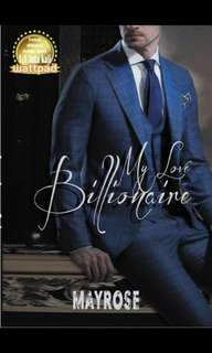 Ebook : My Love Billionaire - Mayrose
