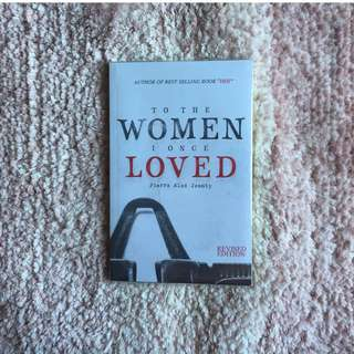 To The Women I Once Loved (Revised Edition) – Pierre Alex Jeanty