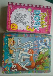 Double Dork Diaries & 50 Utterly Silly Stories