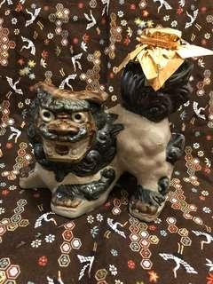 沖繩 獅子酒瓶樽