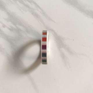 Instock - Mini square Washi tape