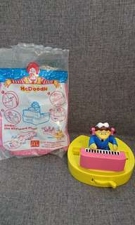 Mcdonald happy meal toy - Mcdoodle yr2001