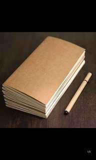 Instock - Traveller notebook