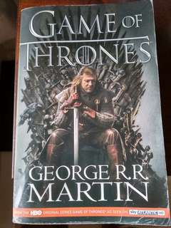Game of Thrones by George RR Martin