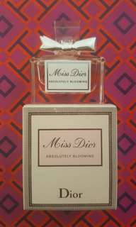 Miniature - Miss Dior - Absolutely Blooming