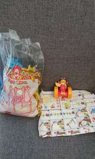 Mcdonald happpy meal toys - ferris wheel yr2001