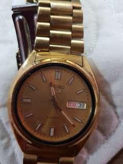 Seiko 5 Watch