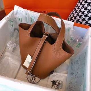 Hermes picotin handbag