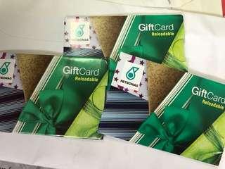 Petronas Gift Card (RM100)