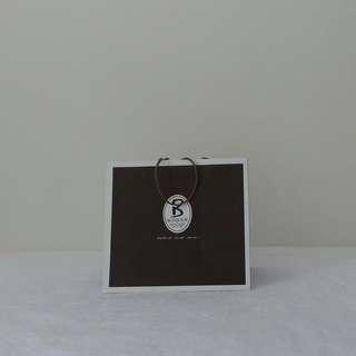 Bonjour Bakery Paper Bag