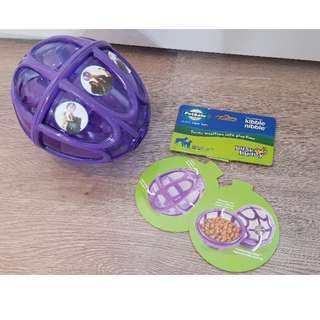 Petsafe Busy Buddy Kibble Nibble Dog toy - USED