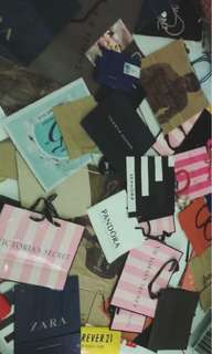 Barbagia paper bag & box mulai 10000-30000