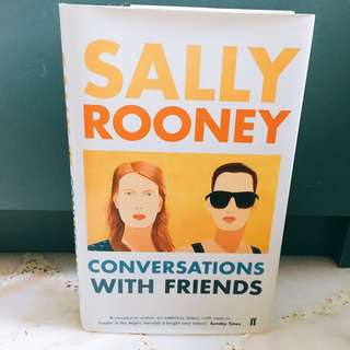 FREE POSTAGE BOOK: CONVERSATION WITH FRIENDS