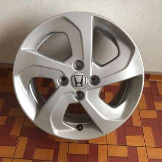 "Honda City rim 15"" x 4"