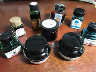 Fountain Pen Ink Samples (5ml)