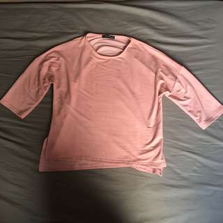 *NEVER BEEN USED* Pink Blouse