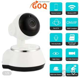 Wireless CCTV IP Security  Camera