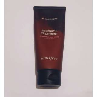 PRELOVED INNISFREE MY HAIR RECIPE STRENGTH TREATMENT 200 ML