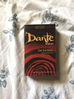 Dante's Inferno Pocketbook