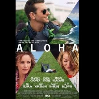[Rent-A-Movie] ALOHA (2015)