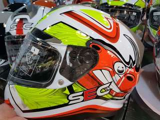original sec helmet