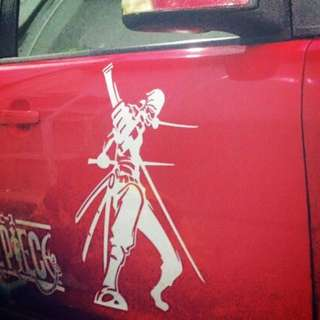 ZORO Car Sticker