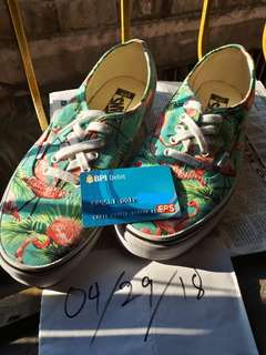 Authentic VanDoren Flamingo (Turquoise) Sz 10m