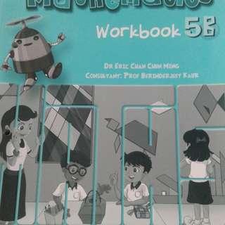 Primary 5B Maths Workbook