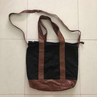 Rubi Black Sling Hand Bag