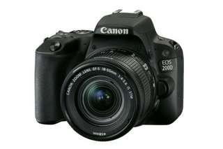 Kamera Canon EOS 200D