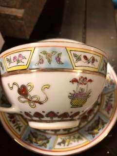 景德鎮瓷杯一套
