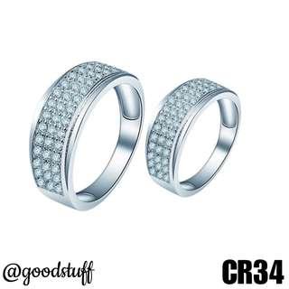 Silver Genuine 92.5 (CR34)