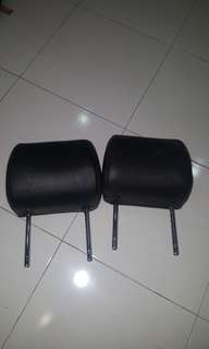 Toyota wish front headrest