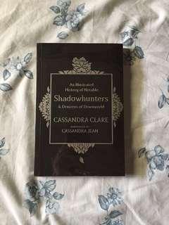 Shadowhunters Fan Book