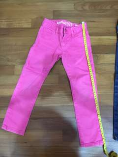 Baby gap adjustable waist jeans for 4 yrs old