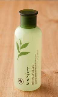 Innisfree Green Tea Fresh Skin Toner