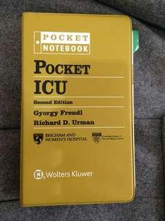 Pocket ICU (2nd Ed)