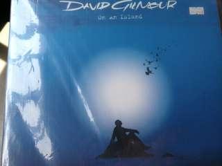 Rare David Gilmour Lp brand new sealed