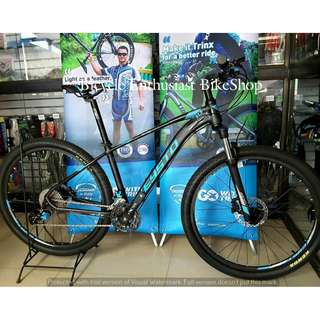 2018 Keysto Elite 27.5 11speed Hydraulic MTB Alloy Bicycle Bike Mountain Bike Powered by Trinx