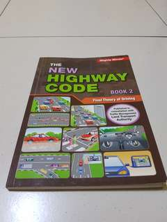 The new highway code Book 2 Fins Theory of Driving