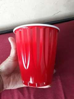 Kirkland Red Cup 40 pcs.
