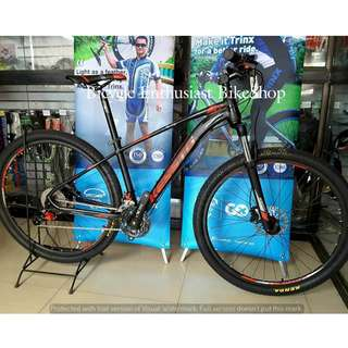 2018 Keysto Elite 29 11speed Hydraulic MTB Alloy Bicycle Mountain Bike Powered by Trinx