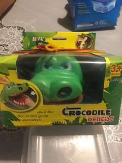 Crocodile Dentist Party Game