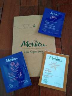 Melvita Sample Set (3 pieces)