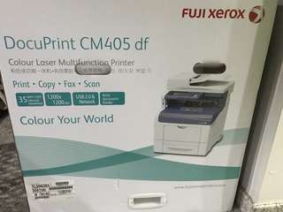 Fuji Xerox DocuPrint CM405 df