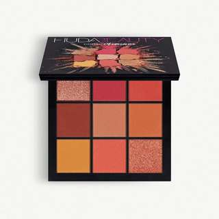 Huda Beauty Obsessions Eyeshadow Palette #Coral