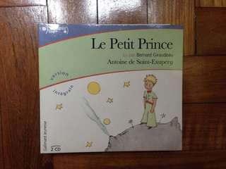 The Little Prince (Le Petit Prince) French Audiobook
