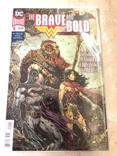 The Brave And The Bold #1